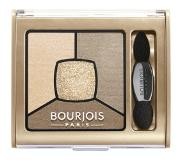Bourjois Oogschaduw smoky stories quatuor 13