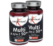 Lucovitaal Multivitamines a t/m z 50+