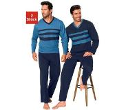 Le jogger pyjama (set van 2) met colourblocking