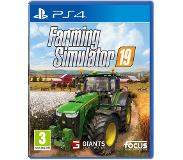 Koch Media Farming Simulator 19 UK/FR PS4