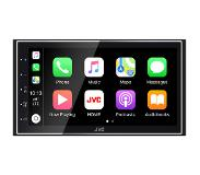 JVC KW-M741BT Zwart Bluetooth autoradio