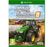 Focus Home Interactive Farming Simulator 19 Xbox One
