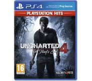 Sony PlayStation Hits: Uncharted 4 A Thief's End PS4