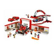 LEGO Speed Champions Ultieme Ferrari garage 75889