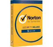 Norton Security Deluxe 3.0 5 devices, 1 jaar (ESD)