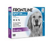 Frontline Spot on Hond L 6 pipetten