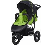 Knorr-Baby joggerkinderwagen, »Joggy S Happy Colour, groen«
