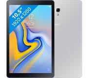 Samsung Galaxy Tab A (2018) SM-T595N 32GB 3G 4G Grijs Qualcomm Snapdragon tablet