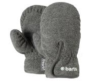 Barts Fleece Wantjes - Heather Grey-1 (1-2 jaar)