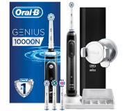Oral-B Genius 10000N Black Elektrische Tandenborstel Powered By Braun