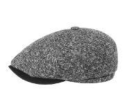 Stetson Brooklin Virgin Wool Flat Cap by Stetson