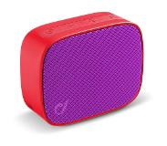 Cellularline Fizzy Mono portable speaker Roze, Violet