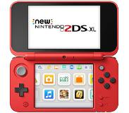 "Nintendo New 2DS XL Poké Ball Edition 4.88"" Touchscreen Wi-Fi Zwart, Rood, Wit draagbare game console"