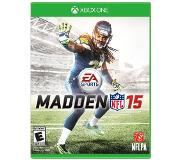 Electronic Arts Madden NFL 15, Xbox One Basis Frans video-game