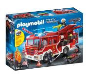 Playmobil City Action brandweer pompwagen 9464