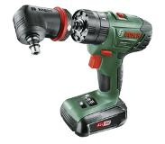 Bosch accuklopboormachine AdvancedImpact 18 volt 1 accu