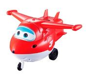 Super Wings vliegtuig Scan Talk Flyer Jett 14 cm