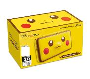 "Nintendo New 2DS XL Pikachu Edition 4.88"" Touchscreen Wi-Fi Geel draagbare game console"