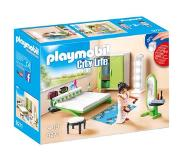 Playmobil slaapkamer met make-up tafel 9271