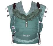 Snoozebaby Kiss & Carry draagzak forest green forest green