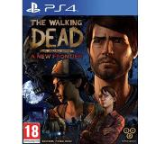 Telltale Games Walking Dead 3: The Telltale Series - A New Frontier | PlayStation 4