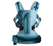 BabyBjorn Draagzak One Outdoors Mesh turquoise - Turquoise