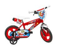 Dino Bikes Super Wings 12 inch Dino Bikes Super Wings 12 inch kinderfiets Rood/blauw/wit
