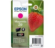 Epson Strawberry Singlepack Magenta 29 Claria Home Ink