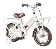 Volare Yipeeh Liberty Cruiser meisjesfiets - 12 inch - wit