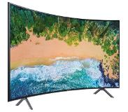 Samsung UE49NU7379UXZG curved led-tv (49 inch), 4K Ultra HD, smart-tv
