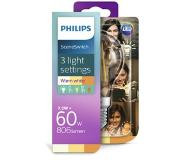 Philips Classic LED 60W E27 warm wit
