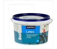 Gamma latex buiten wit 2,5 liter