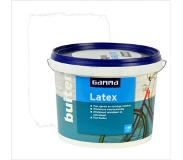 Gamma latex buiten wit 5 liter