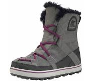 Sorel Glacy Expl**** Shortie Laarzen Dames grijs 2018 US 10 | EU 41 Winterlaarzen