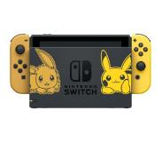 "Nintendo Switch - Let's Go, Pikachu! 6.2"" 32GB Wi-Fi Zwart, Geel draagbare game console"