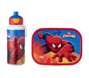 Mepal Lunchset Campus (pop-up drinkfles en lunchbox) - Ultimate Spiderman Acrylonitril butadieen styreen (ABS)