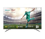 "Hisense H43A6500 tv 109,2 cm (43"") 4K Ultra HD Smart TV Wi-Fi Zilver"