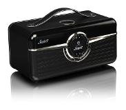 View Quest Internetradio Susie-Q DAB+ FM Bluetooth Zwart