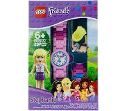 LEGO Horloge Lego Friends: Stephanie Per stuk