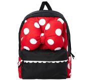 Vans Realm Backpack Minnie racing red
