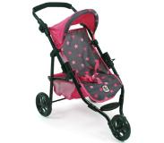 Bayer-Chic BAYER CHIC 2000 Joggingbuggy LOLA Stars pink