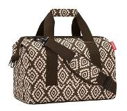 Reisenthel Travelling Allrounder M diamonds mocha Weekendtas