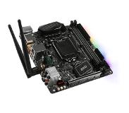 MSI Z270I Gaming Pro Carbon AC moederbord LGA 1151 (Socket H4) Mini ITX Intel Z270