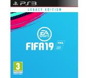 EA Games FIFA 19 Legacy Edition NL/FR PS3