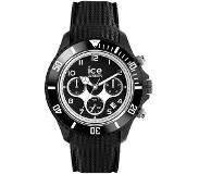 Ice Watch Ice-Watch IW014222 ICE Dune - Silicone - Black - Exrta Large horloge