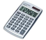 Citizen CPC-110 Pocket Basisrekenmachine Zilver calculator