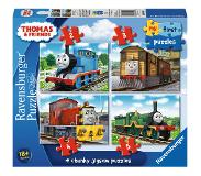 Ravensburger Thomas & Friends 2 Puzzel (2+3+4+5)