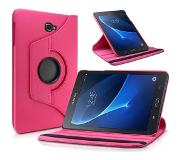 PM - 360 Rotating Stand & Case Galaxy Tab A (T580/T585) Roze