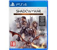 Warner Home Video Games Middle-earth: Shadow of War Definitive Edition NL/FR PS4