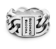 Buddha to buddha 807 Nathalie Memorable Ring Silver Maat 53 is 17mm